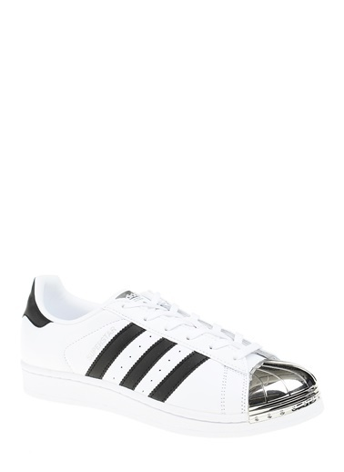 adidas Superstar Metal Toe W Beyaz